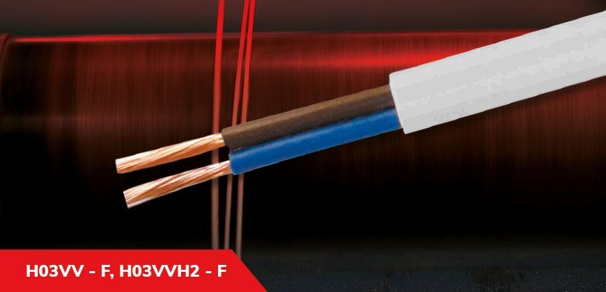 H03VV - F,  H03VVH2 - F